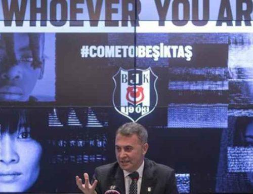 Beşiktaş'ın 'Come to Beşiktaş' zaferi